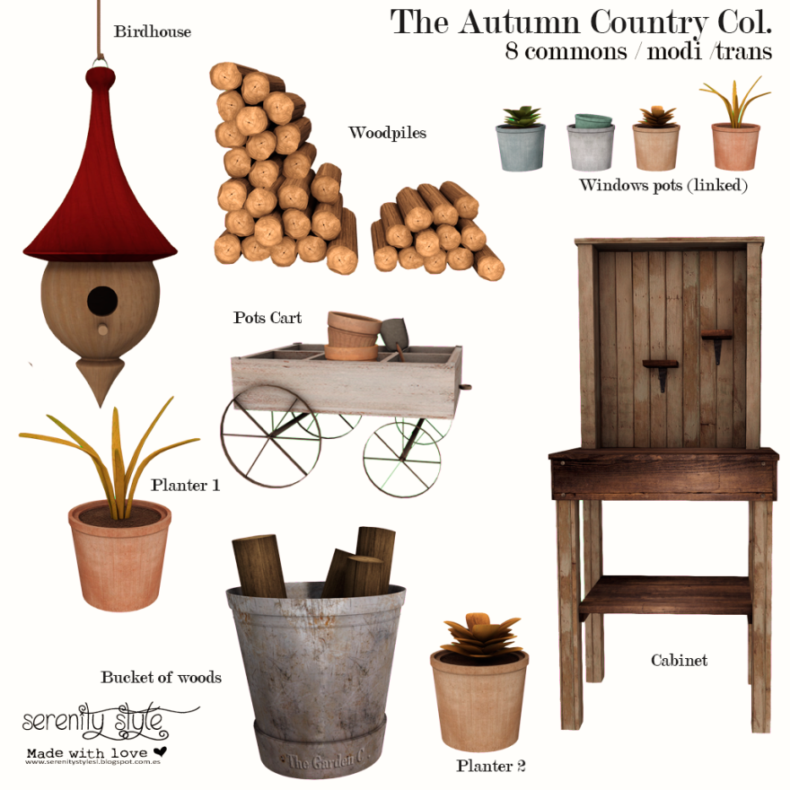 serenity-style-autumn-country-gacha-commons-key